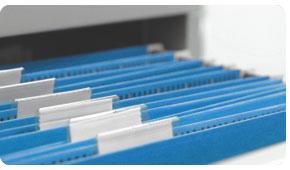 Navigate file folders