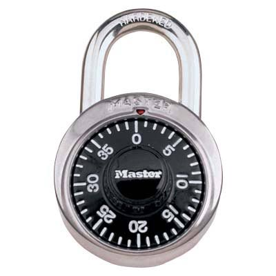 Wireless Security. Well, actually a Master lock. But the article is about wireless security.