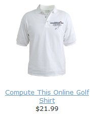 Official CTO Golf Shirt